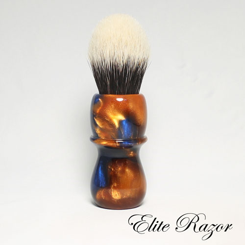 wet-shave-brush-handle-neo-resinate-blue-and-copper-24-26mm-bob-quinn-elite-razor-1