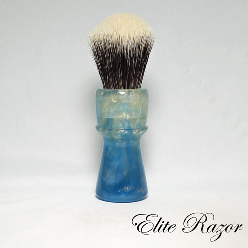 wet-shave-brush-handle-neo-resinate-blue-and-gold-24-26mm-2-bob-quinn-elite-razor-1