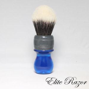 wet-shave-brush-handle-neo-resinate-blue-and-pewter-24-26mm-bob-quinn-elite-razor-1