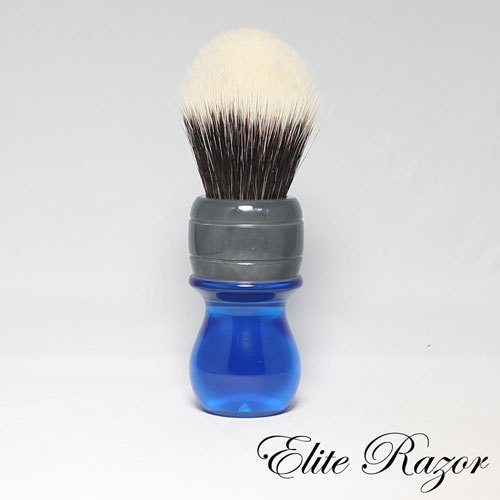 wet-shave-brush-handle-neo-resinate-blue-and-pewter-24-26mm-bob-quinn-elite-razor-1