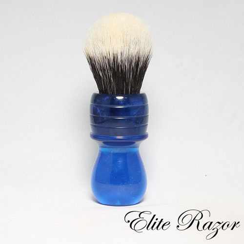 wet-shave-brush-handle-neo-resinate-blue-on-blue-24-28mm-bob-quinn-elite-razor-1